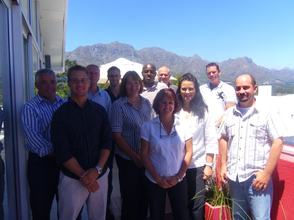 Aviation Safety Management Systems, Johannesburg November 2015