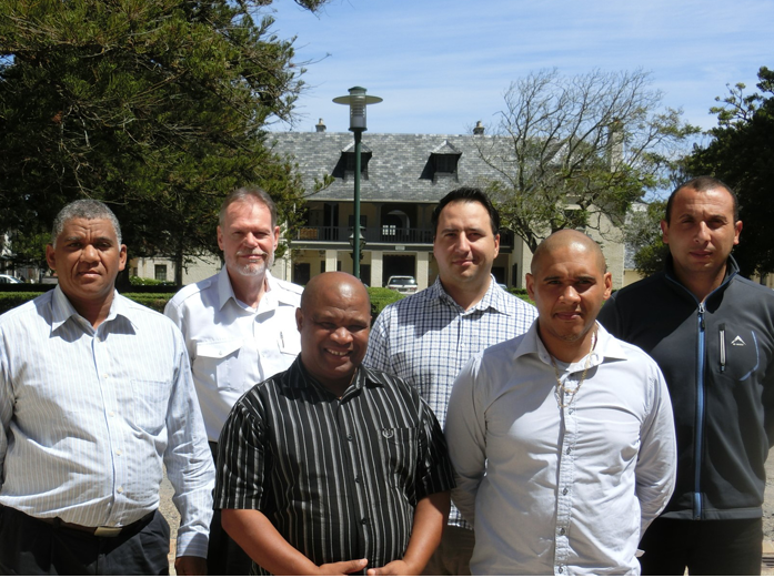 QMS course, Cape Town, February 2019