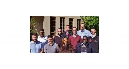 SMS course, Johannesburg, June 2019