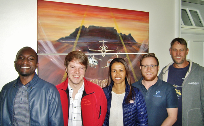 SMS course, Cape Town, August 2019