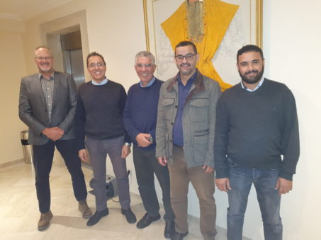 Occurrence Investigation, Tunis, December 2019