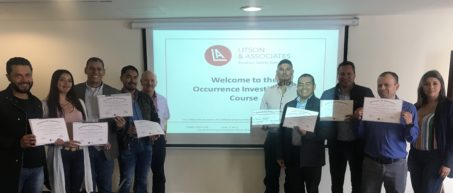 Occurrence Investigation Course, Vertical Aviation, Colombia, January 2020