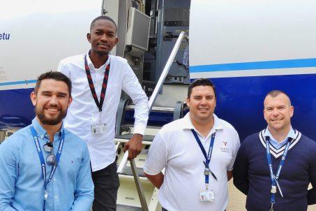 Westair Namibia- ERP Workshop